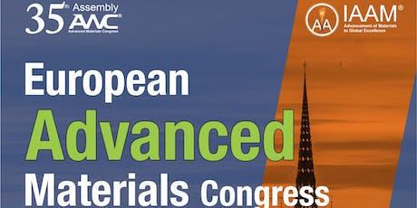 European Advanced Materials Congress tickets
