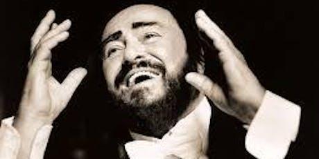 Pavarotti - 2pm Screening tickets