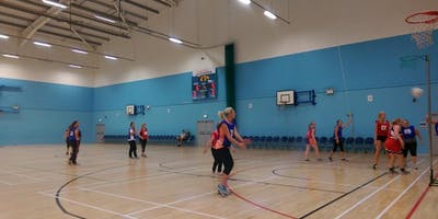 Wigan 'Back to Netball' League 2020 (Feb-May)