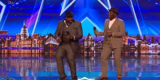 Marvin Muoneke from Britain's Got Talent