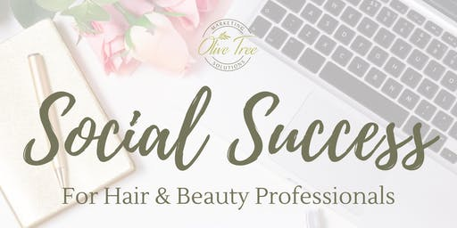 Social Success for Salons, Hair & Beauty Professionals