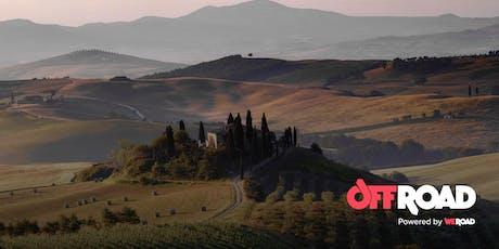 OffRoad: il Chianti e la tradizione enogastronomica toscana entradas