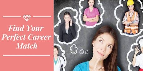Find Your Perfect Career Match biglietti