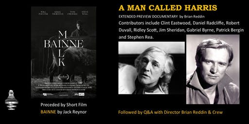 A Man Called Harris - Extended Preview preceded By Bainne