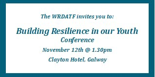Building Resilience in our Youth Conference