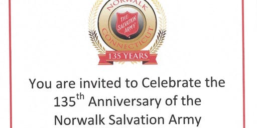 135th Anniversary of the Norwalk Salvation Army