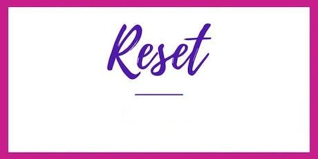 Reset Conference Cincinnati tickets