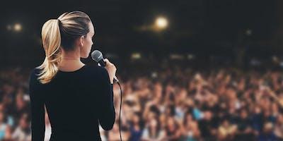 Learn Public Speaking!