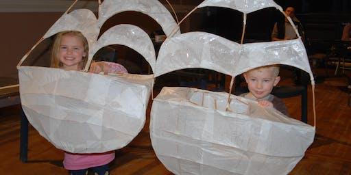 Lantern Making Workshop £5 per lantern (to pay on the day)