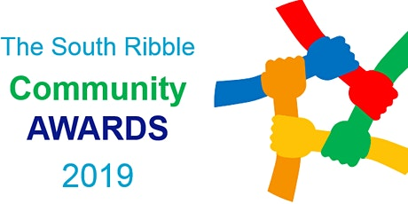 South Ribble Community Awards 2019 tickets