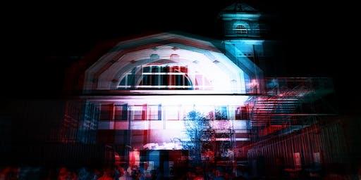 Halloween 2019 - Der Alte Hafen an der Spree / Dark Art & Lights