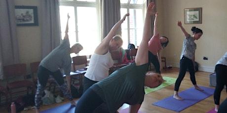 Yoga and Nordic Walking Event at Newbridge Memo tickets