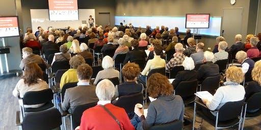 Informatiebijeenkomst 'Leven met osteoporose'