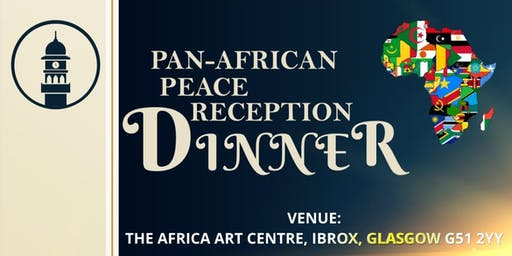 Pan-African Peace Reception Dinner