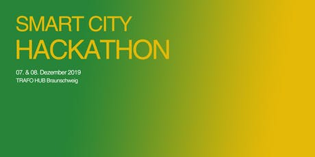 SMART CITY HACKATHON BRAUNSCHWEIG  Tickets