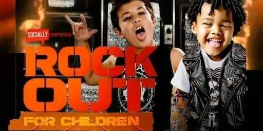 Rock Out For Disabled Children Fundraiser https://youtu.be/HRVz3qo1lbA