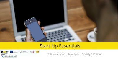 Start Up Essentials