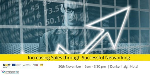 Increasing Sales through Successful Networking