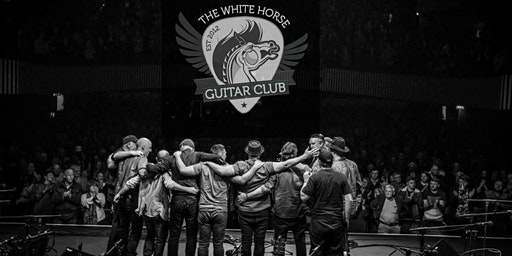 ****SOLD OUT**** WHITE HORSE GUITAR CLUB!