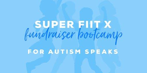 Super FIIT X Fundraiser Bootcamp for Autism Speaks