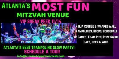 Bar/Bat Mitzvah VIP Experience