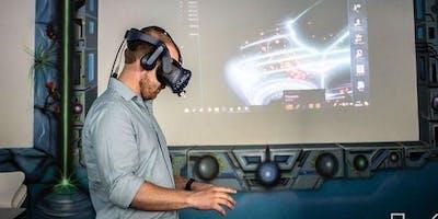 Virtuální realita v hlavní roli! Projeďte se konceptem elektromobilu ve VR