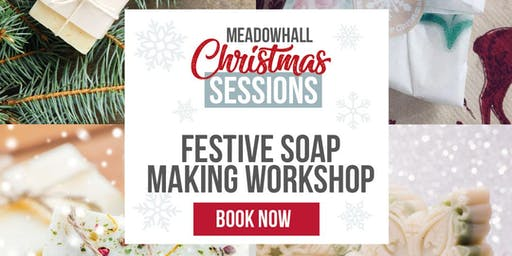 Cosmeti-Craft®️ Festive Soap Making Workshop - Soap Christmas Gift Making