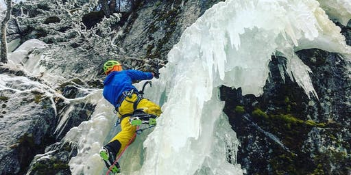 Introduction to Ice Climbing (Norway)