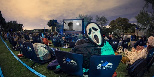 TRICK OR TREAT YOURSELF TO AN OUTDOOR MOVIE THIS HALLOWEEN