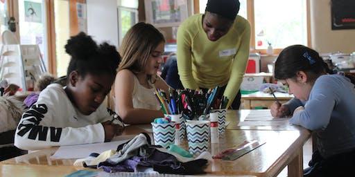 Creative Retreat with HOA Fashion School