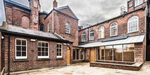 RIBA Yorkshire: The Hollis Building tour