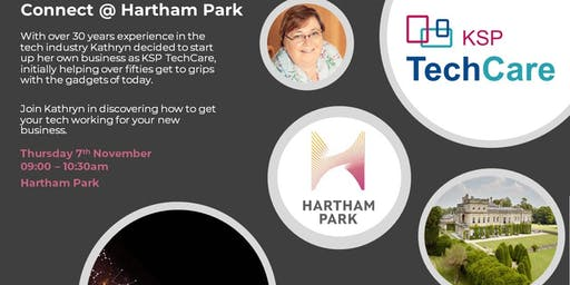 Connect @ Hartham Park Complimentary Networking Breakfast - November