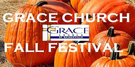 Grace Church Fall Festival tickets