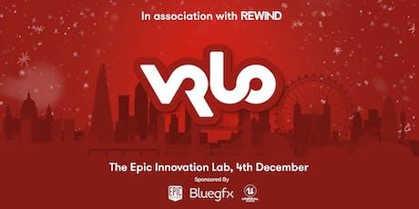 VRLO Christmas Mixer tickets