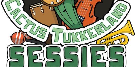 1e Tukkerland Sessie: Tribute the 80ties op maandag 28-10-2019