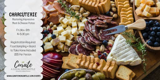 Charcuterie > Mastering Impressive Meat + Cheese Plates