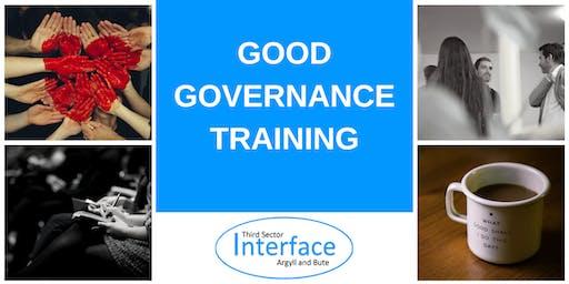 Good Governance Training