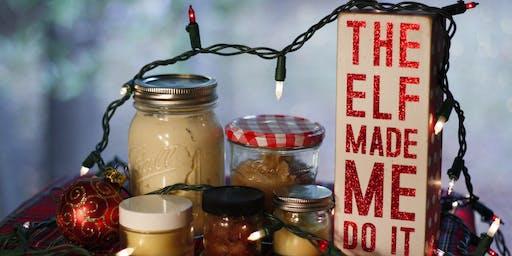 Fall Nature Series: DIY Gift Making
