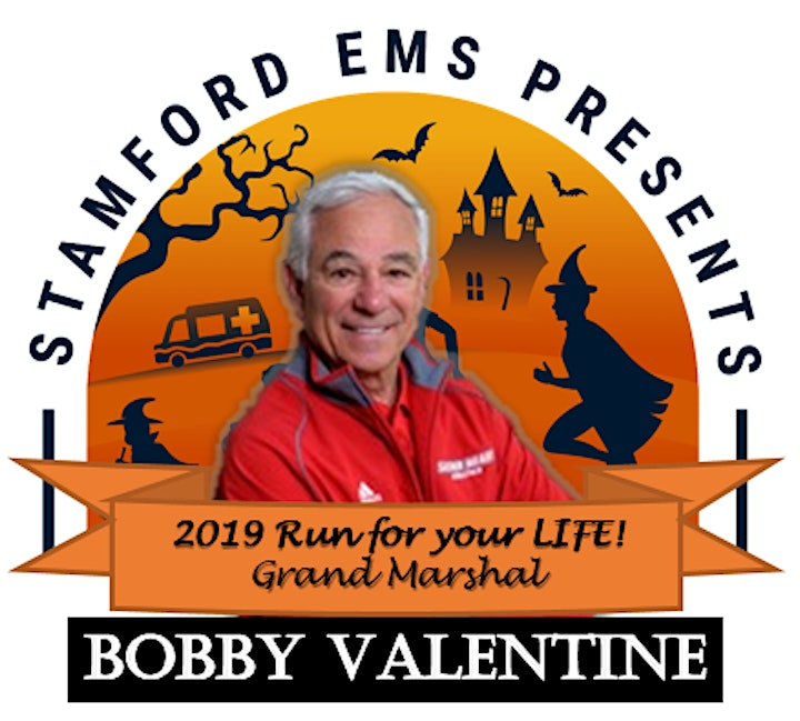 Stamford EMS - RUN for Your LIFE!  3K image