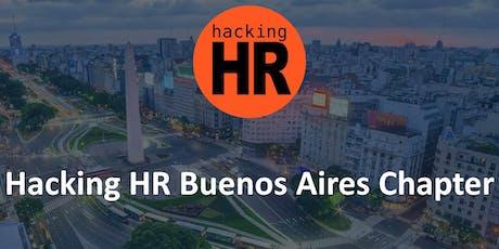 Hacking HR Buenos Aires Chapter Meetup 2 entradas