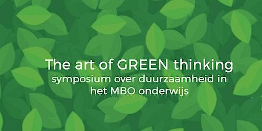 The Art of Green Thinking - duurzaamheid in het MBO