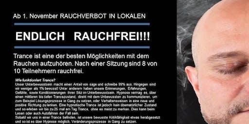 Endlich Rauchfrei am 24. November im Seminarkristall Iselsberg