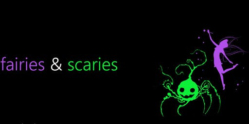 Fairies & Scaries at M.T. Pockets Theatre - Oct 25