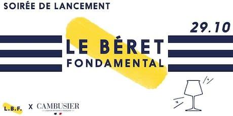 Soirée Cambusier x La Brasserie Fondamentale billets