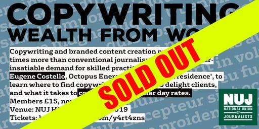 Copywriting – wealth from words