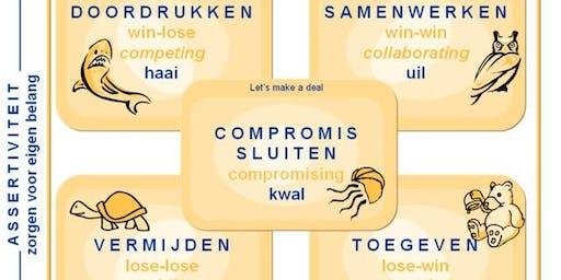 Workshop 'Ken je Kracht' met het Interessante Vragen Spel