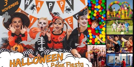 Peke Fiesta de Halloween