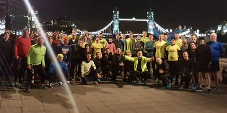 The Running Works and Knog- DARK NIGHT PROJECT- 60 tickets only! tickets