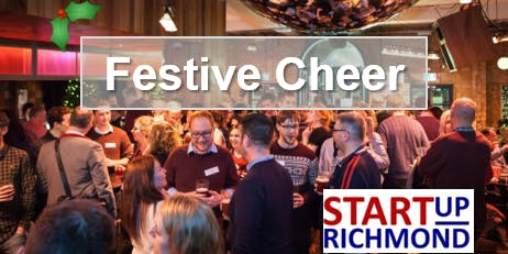 Festive Cheer Meetup with StartUp Richmond