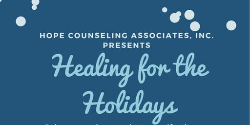 Healing for the Holidays